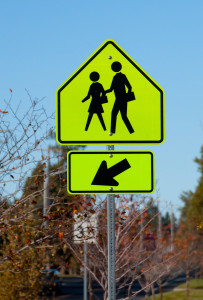 Pedestrian Injury Claims school-people-crossing-signboard
